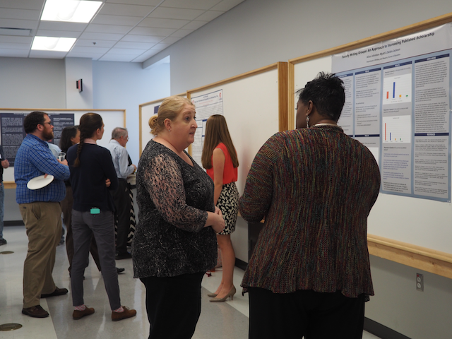 CETL Faculty SoTL Poster Event Spr.17