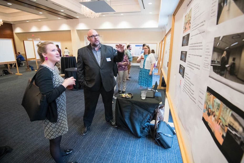 CETL Faculty SoTL Poster Event Spr.18.1