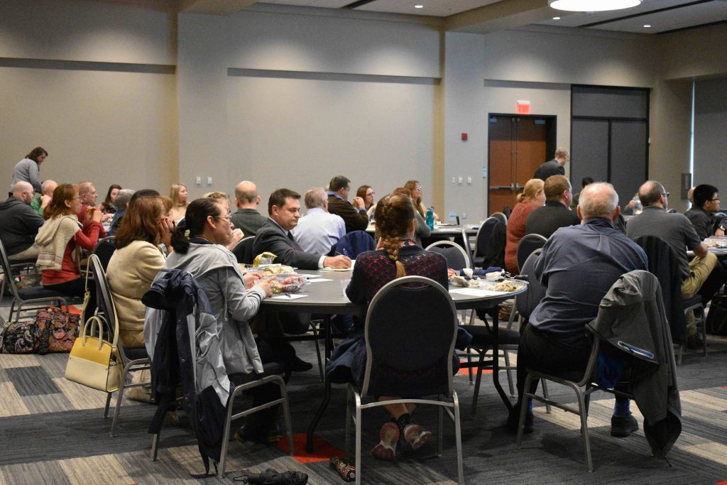 Faculty Development Luncheon October 2018